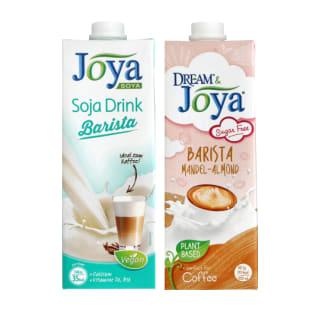 Sojų ar migdolų gėrimams JOYA BARISTA, 1 l (2 rūšys)