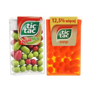 Saldainiai TIC TAC,18 g (4 rūšys)