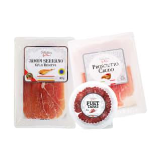 Vytintiems mėsos gaminiams SELECTION BY RIMI, 70–160 g