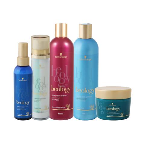 Plaukų priežiūros priemonėms BEOLOGY