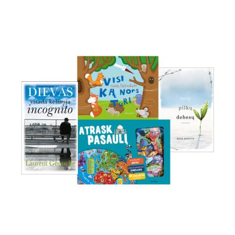 Leidyklos ALMA LITTERA knygoms