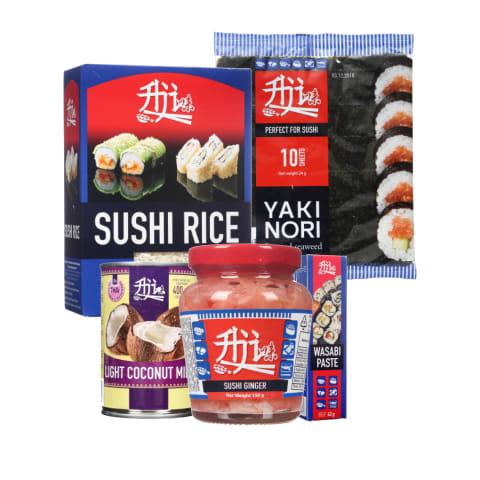 Azijos virtuvės produkcijai AJI