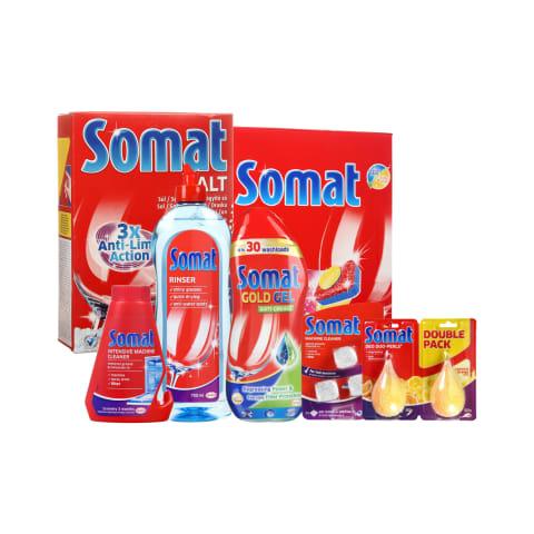 Indaplovių plovimo priemonėms SOMAT