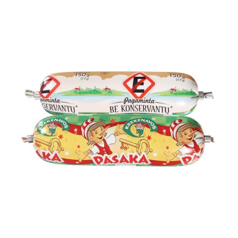 Virtam KREKENAVOS paštetui, 150 g (2 rūšys)