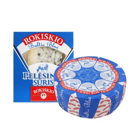 Pelėsiniam sūriui BALTIC BLUE, 50 % rieb., 0,1–1 kg (2 rūšys)