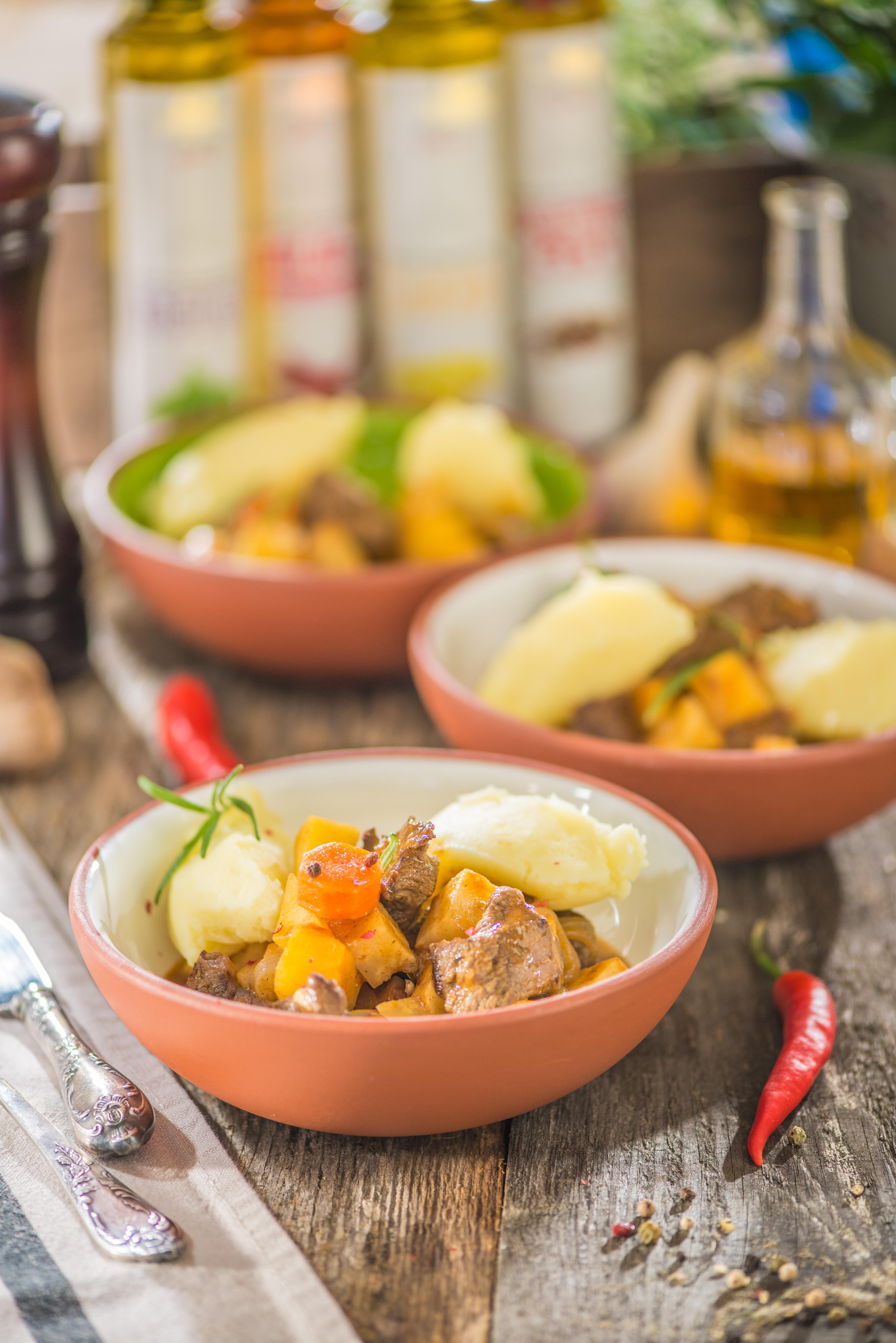 liellopa gaļas sautējums recepte