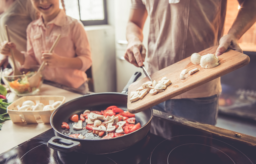 uztura ieteikumi ģimenei
