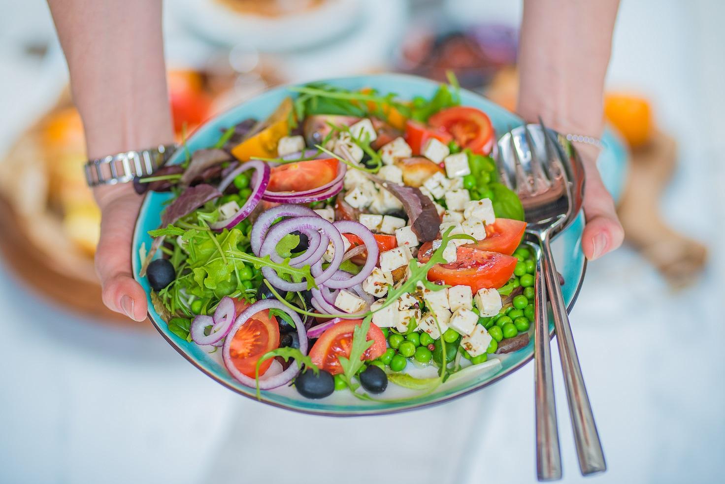 Salātu recepte