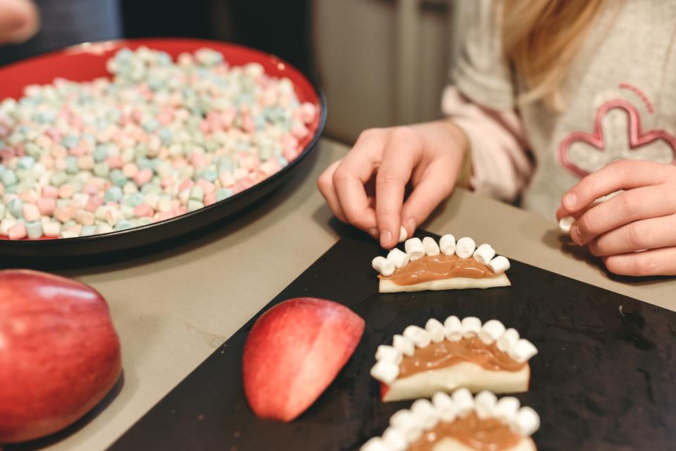 spokaini ēdieni bērniem