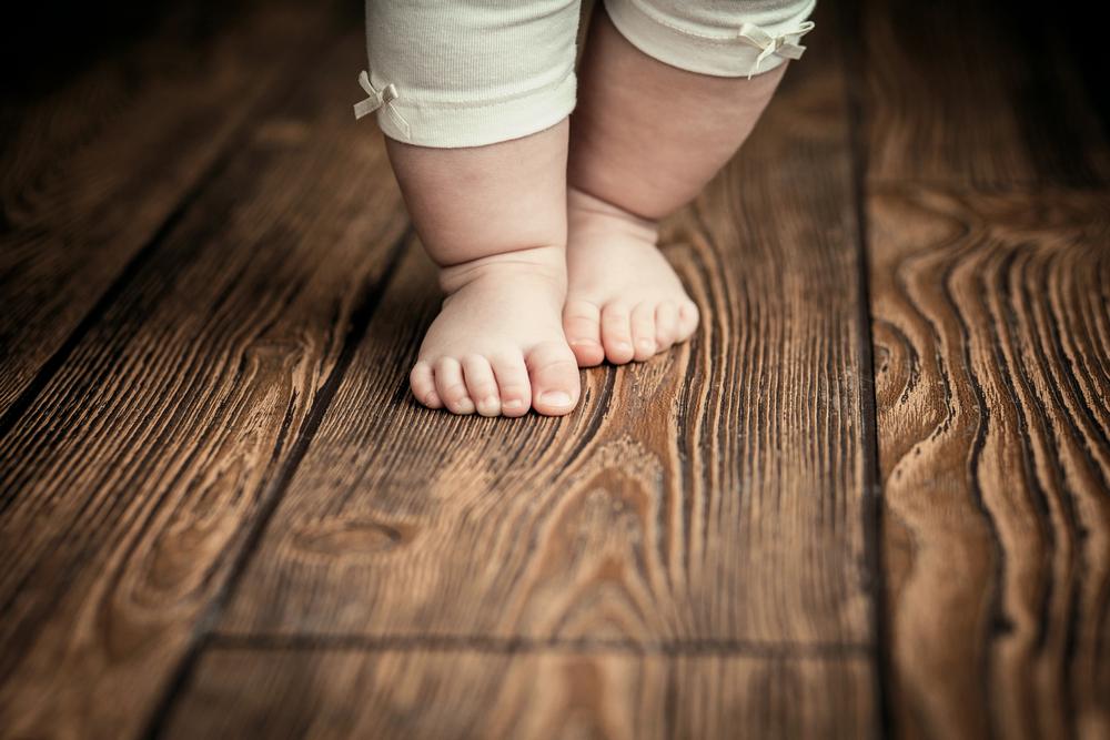 Bērns nestaigā