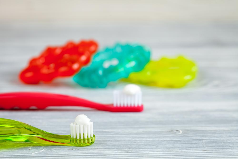 Zobu tīrīšana zīdainim