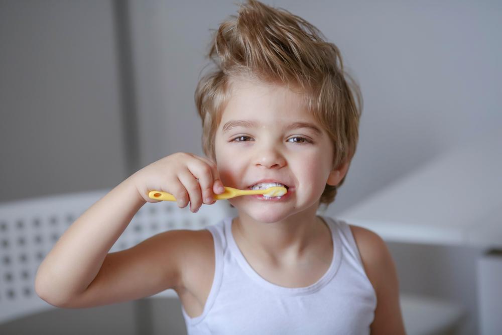 zobu tīrīšana