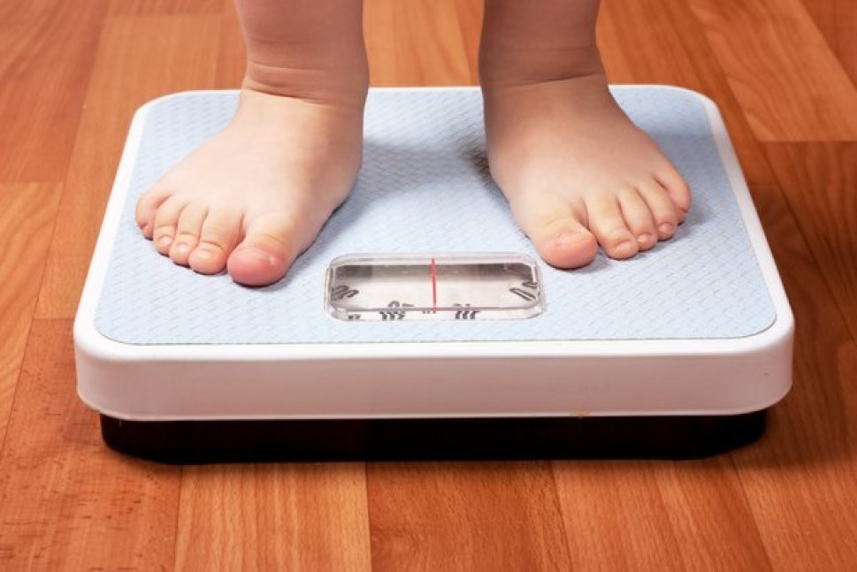 liekais svars bērnam
