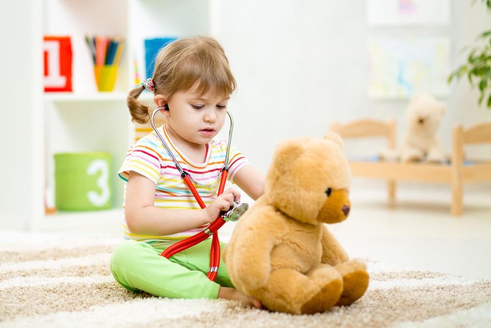 profilaktiskās apskates bērnudārzniekam