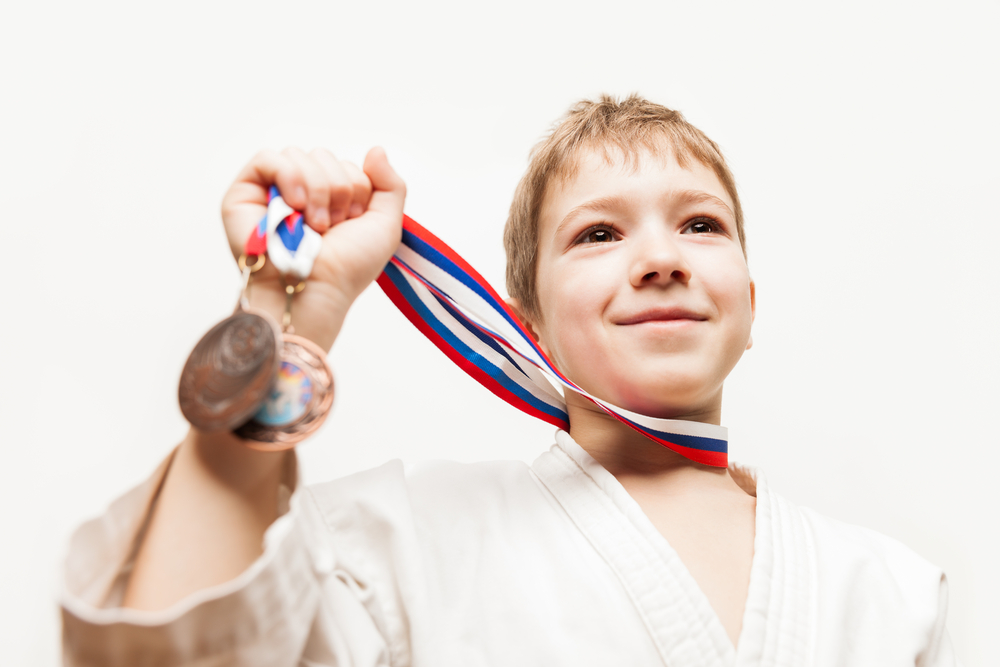 profesionāls sports bērnam