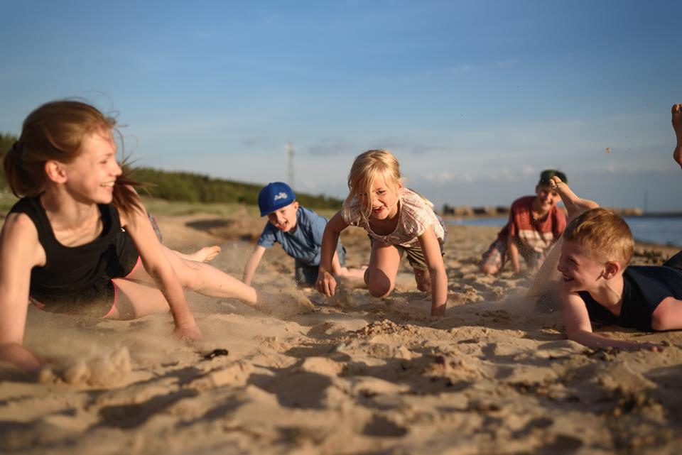 ko darīt pludmalē