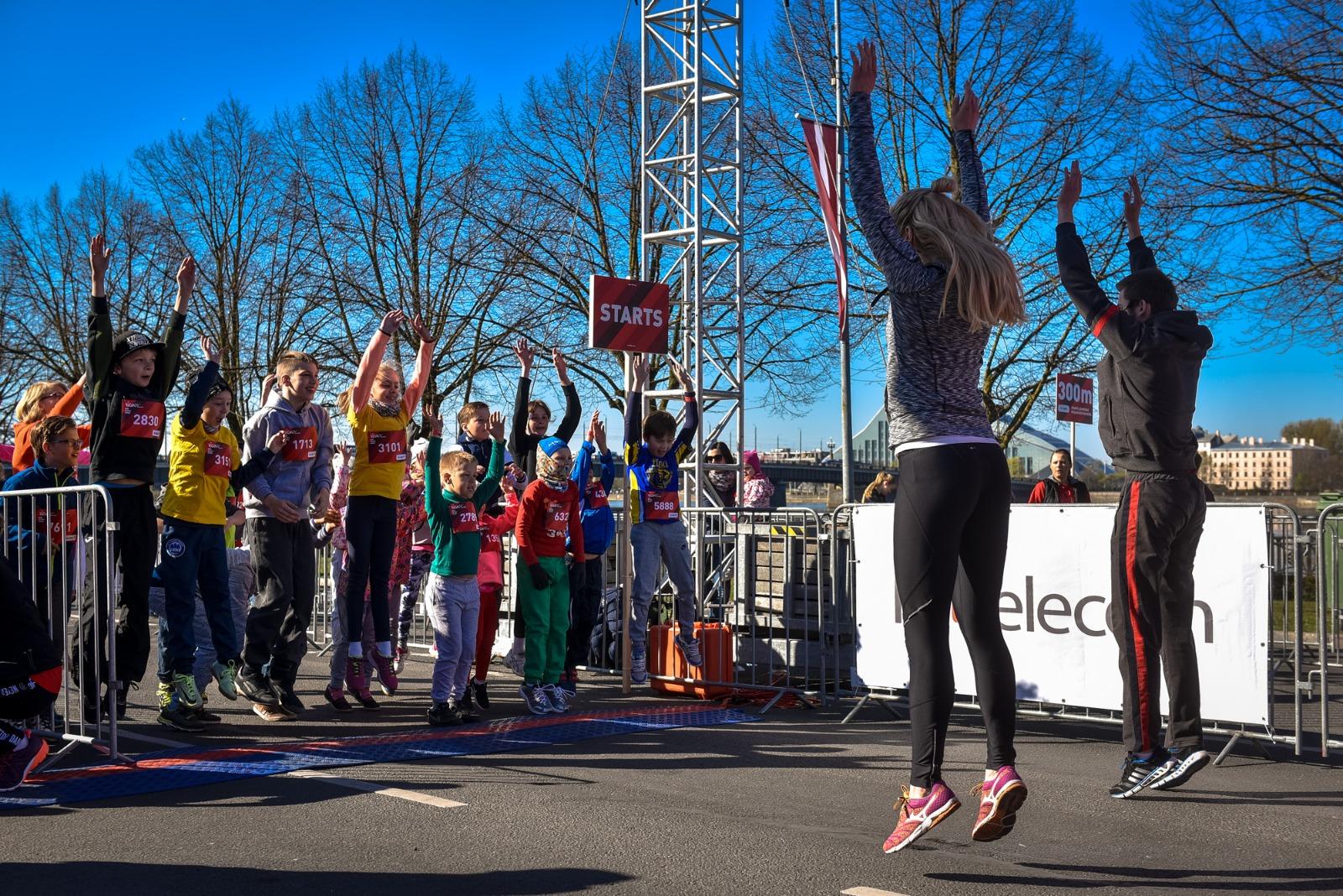 rimi bērnu diena maratons