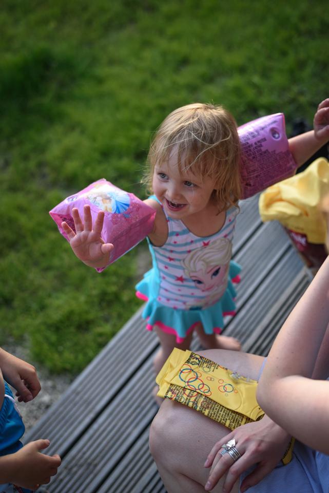 peldētapmācība bērniem