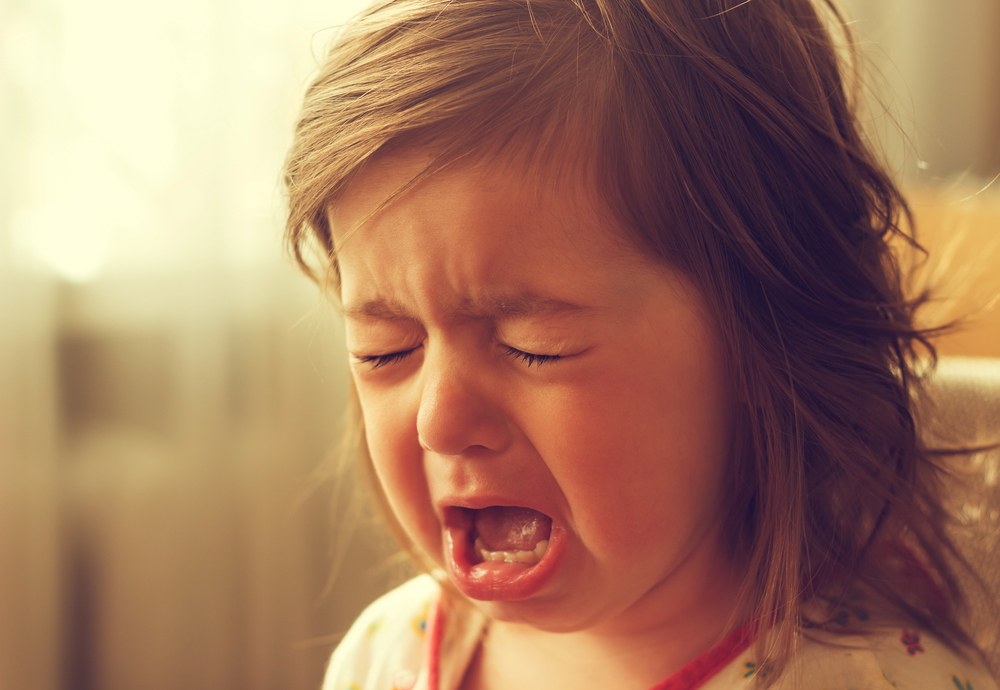 bērna raudasana