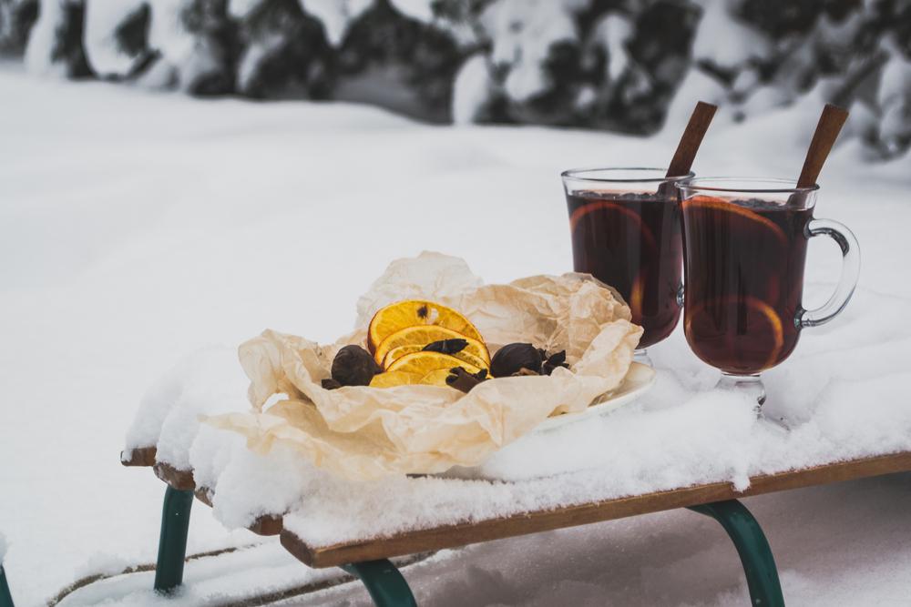 pikniks ziemā
