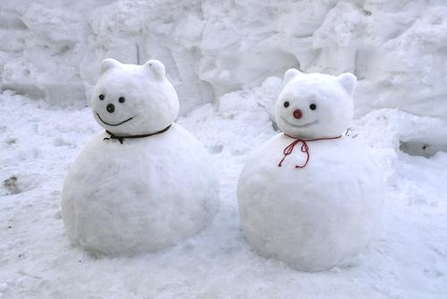 sniegavīru skaistumkonkurss