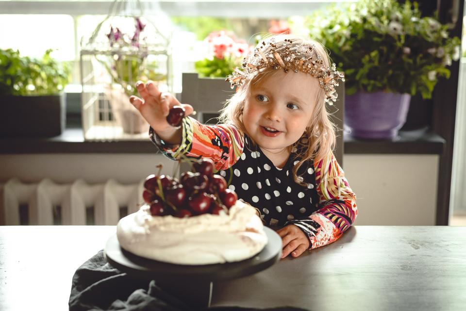 kūka bez miltiem bezē